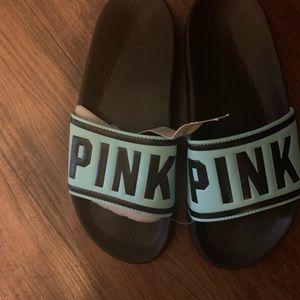 Victoria Secret Pink slides